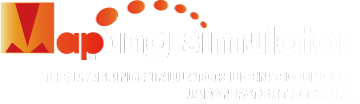 Mapping simulator